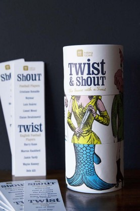 Twist & Shout: The Game With A Twist