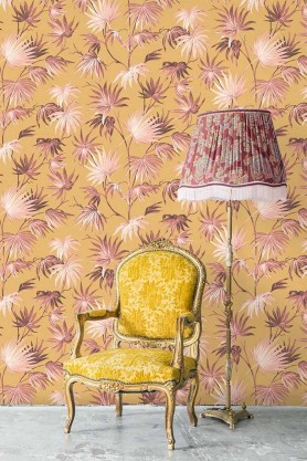 Lifestyle image of the Va Va Frome Sunset Wallpaper by Pearl Lowe