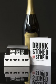 Drunk, Stoned Or Stupid (A Party Game)