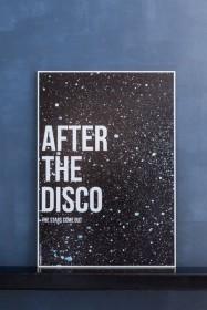 Unframed After The Disco Art Print