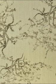 Kyoto Wallpaper - 2 Gold Shades Available