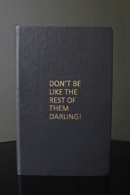RSG Notebook - Don't be like the rest...