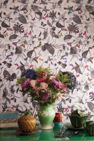 Osborne & Little Bird Song Wallpaper