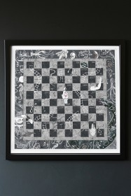 Limited Edition Snakes & Ladders Art Print