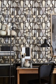 BorasTapeter Scandinavian Designers II Wallpaper - Pottery - 3 Colours Available