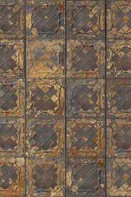 NLXL TIN-08 Brooklyn Tin Tiles Wallpaper By Merci