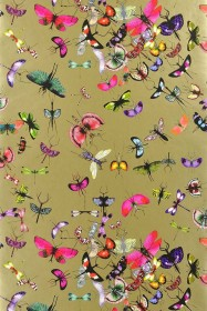 Christian Lacroix Nouveaux Mondes Collection - Mariposa Wallpaper - 5 Colours Available