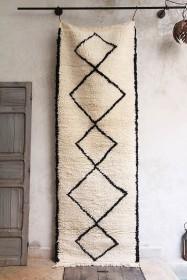 Original Moroccan Berber Runner - Kasbah