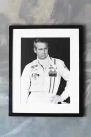 Unframed La Galerie Photo - Paul Newman Course