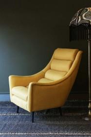 Jive Herringbone Tweed Armchair