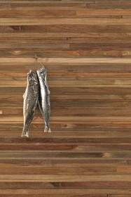 NLXL TIM-05 Timber Strips Wallpaper by Piet Hein Eek