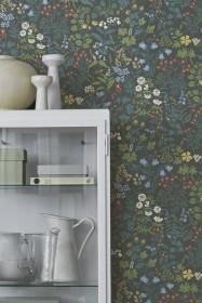 BorasTapeter Jubileum Wallpaper - Flora - 3 Colours Available