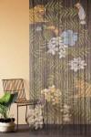 Bamboo Door Curtain - Tropical Design