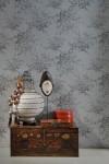 Kyoto Wallpaper - 3 Grey Shades Available