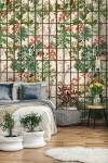 Mind The Gap Japanese Garden Wallpaper - Natural