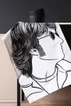 Rock Icon Tea Towel - John Lennon