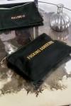 Black Cotton Fucking Gorgeous Pouch Make Up Bag