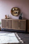 Timber Strips Sideboard