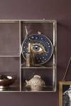 Wall Mounted Glass Shelf Unit