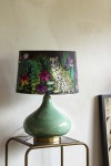 Matthew Williamson Midnight Jungle Table Lamp & Shade