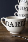 Giant Traditional Style Mug - Darling