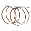 Multi Hooped Console Table