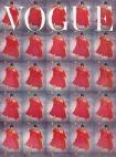 Unframed Vogue December 1954 Art Print By Clifford Coffin
