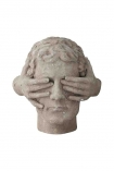 cutout image of Blind Faith Stone Effect Head on white background