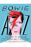cutout image of Bowie A To Z The Life Of An Icon From Aladdin Sane To Ziggy Stardust on white background