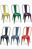 Vintaged Reproduction Tolix Chairs