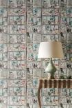Osborne & Little Curio Wallpaper
