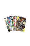 detail image of Maison De Jeu by Christian Lacroix Playing Cards spread on white background