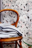 17 Patterns Flamingo Wallpaper - 4 Colours Available