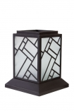 Image of the Art Deco Lantern Design Table Light on a white background