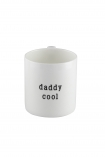 Daddy Cool Mug on a white background