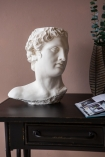 Lifestyle image of the Greek God Apollo Statue Ornament