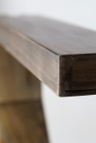 Close-up image of the tip of the Unique Design Wooden LED Table Task Lamp