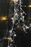 Sparkling Beaded Light Chain