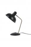 cutout Image of the Retro Desk Lamp - Matt Black on a white background