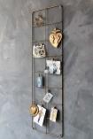 Tall Brass Wall Frame