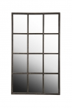 cutout Image of the Indoor Or Outdoor Crittall Mirror on a white background