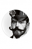 Dashing & Dandy Gentleman Fine China Plate