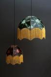 Anna Hayman Designs DecoFabulous Green Talon Lamp Shade