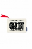 Gin Money Coin Purse