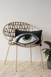 Gold Metal Circular Droplet Chair
