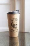 Image of the Killer Coffee Reusable Cork Coffee Cup