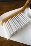 Bamboo Dustpan & Brush
