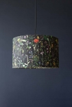 Mind The Gap Aquafleur Anthracite Pendant Ceiling Light