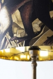 Mind The Gap Monkey Lamp Shade