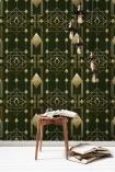 Mind The Gap Metropolis Collection - Gatsby Wallpaper